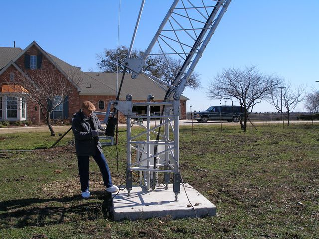 Mineral Wells Tower Project